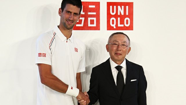 Uniqlos grosser Tennis-Coup