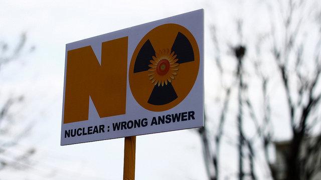 Vier Szenarien für den Atomstrom