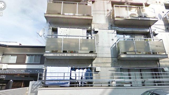 Street Views Unterwäsche-Prozess