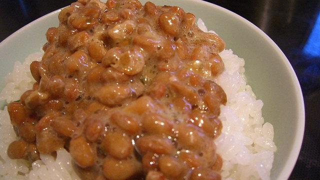 Ein Natto vom Himmel