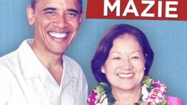 Eine US-Senatorin aus Japan