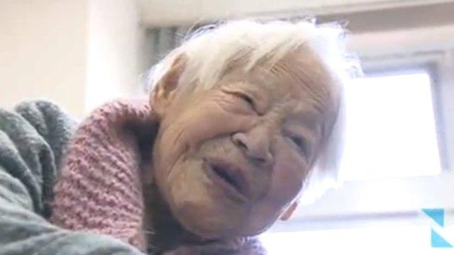 Die älteste Frau der Welt
