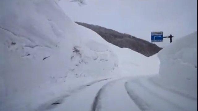 Schnee ohne Ende