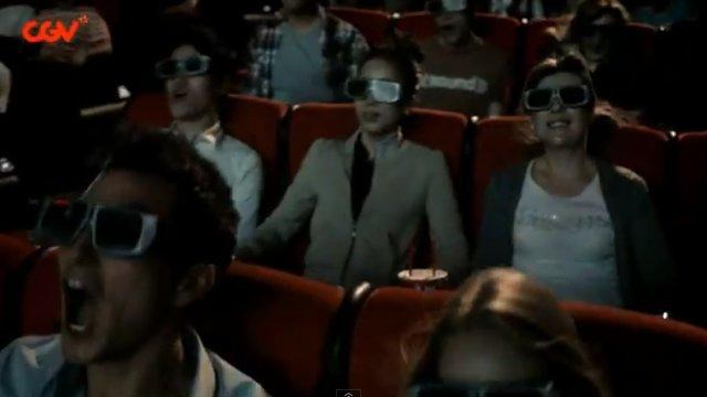 Im Kino der Zukunft