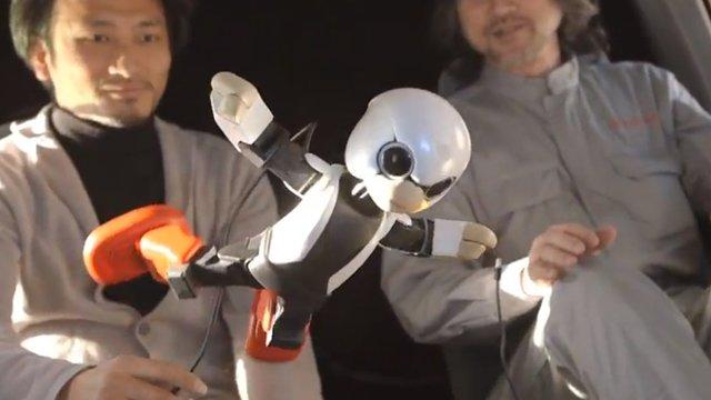 Der Roboter-Astronaut