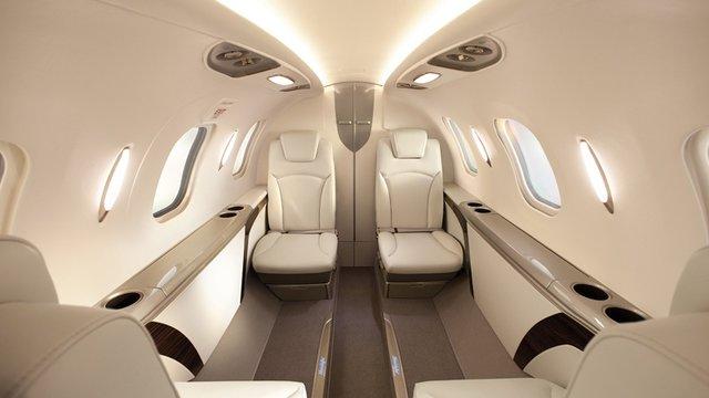 Ein Flugzeug für die Familie