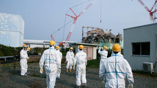 Randnotiz Fukushima