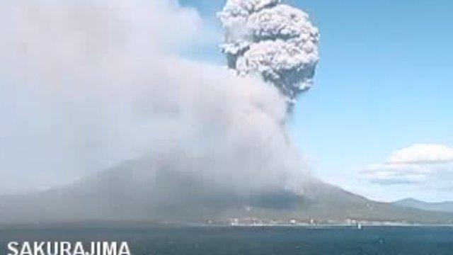 Ein Vulkan, der nie ruht