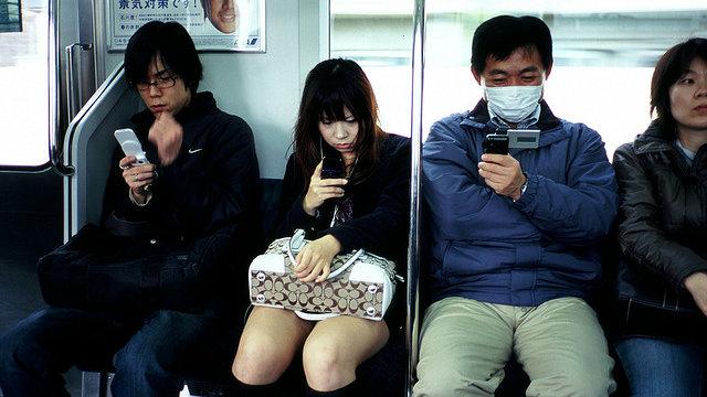 Smartphones ohne Kunden