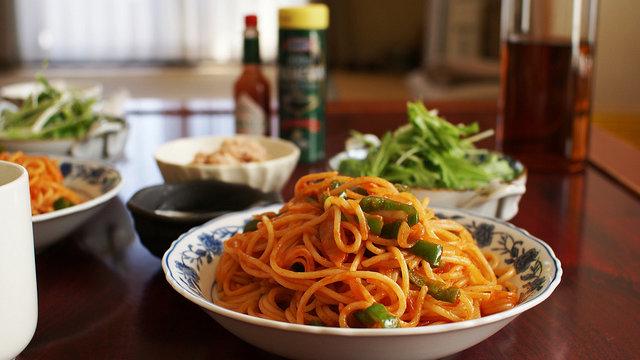 Japans italienische Küche