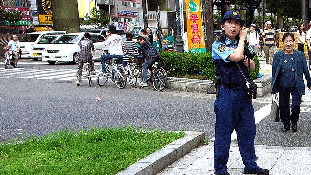 Tokio sucht Polizistinnen