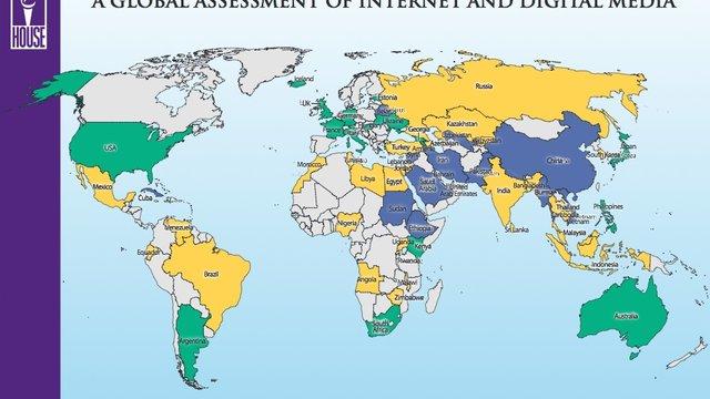 Asiens nicht ganz freies Internet