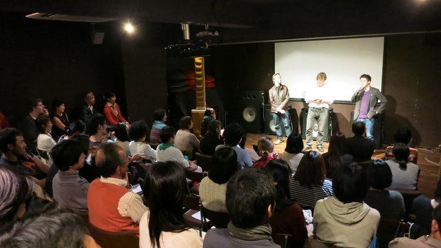 Die Kino-Premiere in Tokio