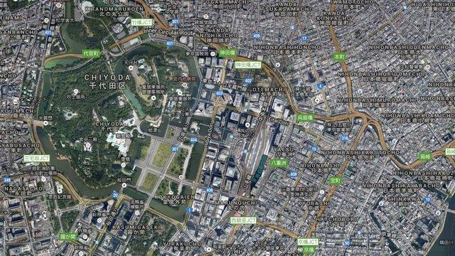 Japan gegen Google Maps