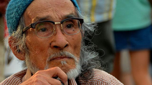 Japans lebende Legende