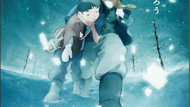 Ein Anime über verlorene Inseln