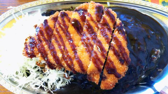 Schnitzel mit Curry