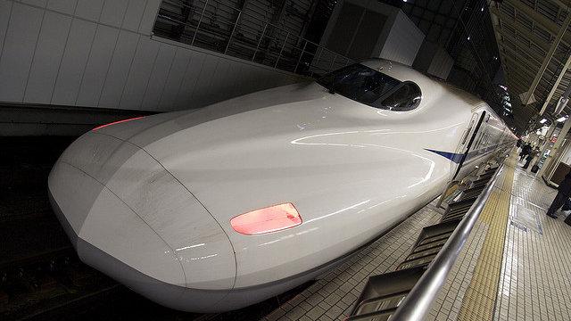 Der Shinkansen wird 50