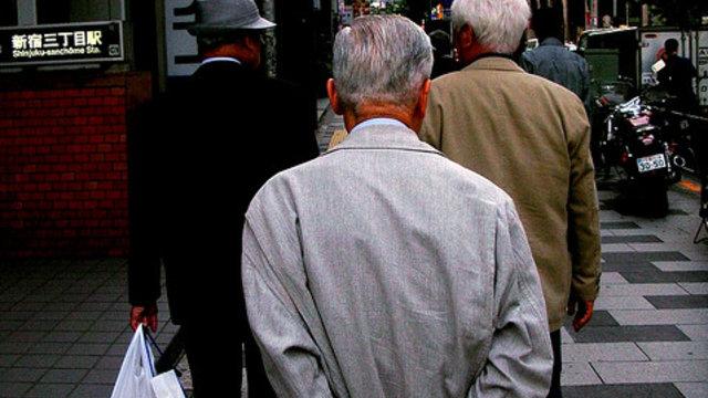Ein Land der Rentner