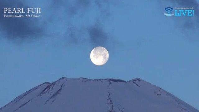 Der Perlen-Fuji