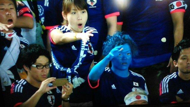 Avatar unter den japanischen Fans