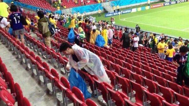 Die vorbildlichsten Fans