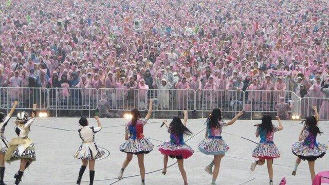 Wahltag für AKB48