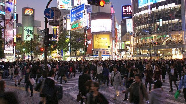 Wo Japans Fussballfans feiern