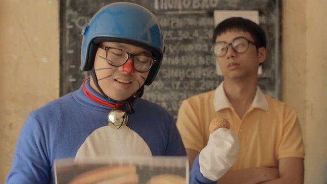 Doraemon zum Leben erweckt