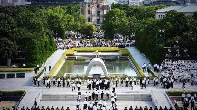 69 Jahre Hiroshima