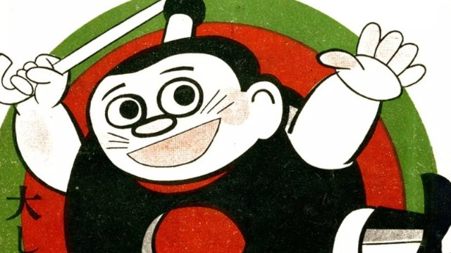 Der Manga-Roboter von 1934