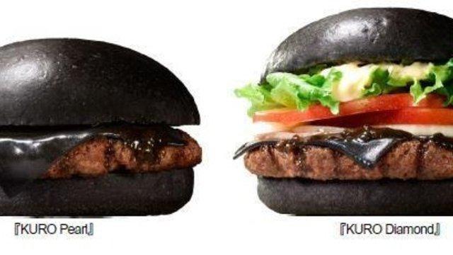 Der schwarze Burger