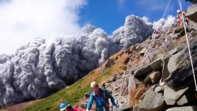Vulkane und Atomkraftwerke