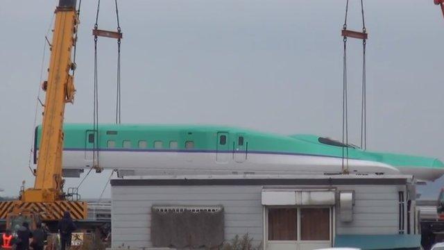 Ein Shinkansen für Hokkaido