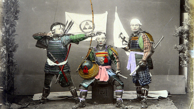 Eine Zeitreise ins alte Japan