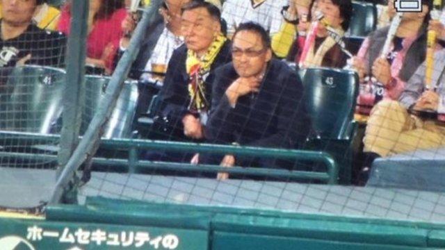 Hollywood bei den Hanshin Tigers