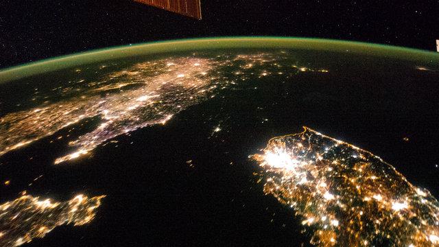Der dunkle Fleck in Ostasien