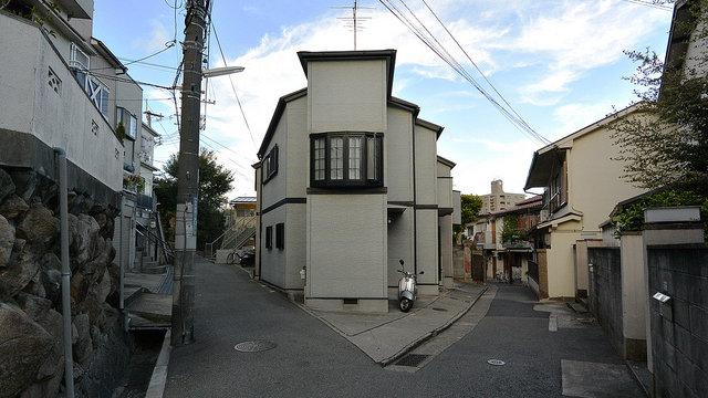 Ein eigenes Häuschen in Japan