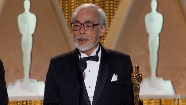 Oscar für Hayao Miyazaki
