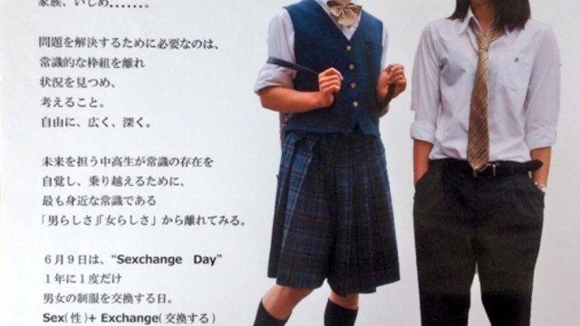 Röcke für die Jungs