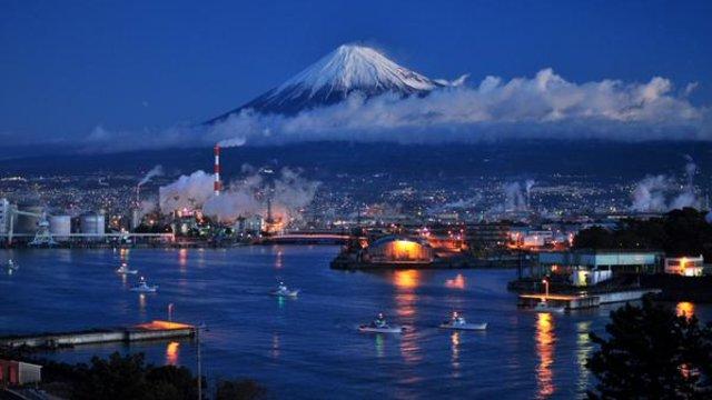 Die 1000 Ansichten auf den Fuji