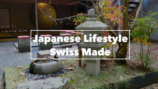 Japanische Wohnkultur, Swiss Made