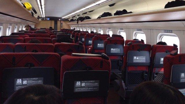 Die neue Shinkansen-Welt