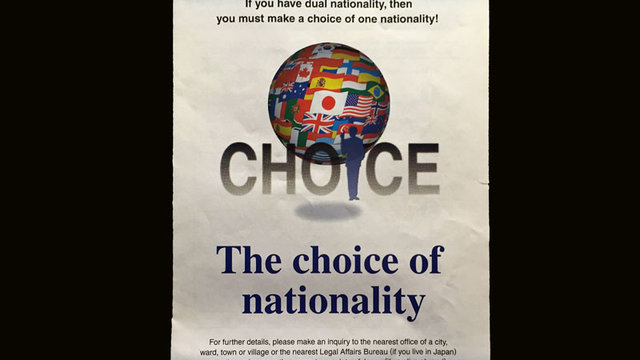 Doppelte Nationalität verboten