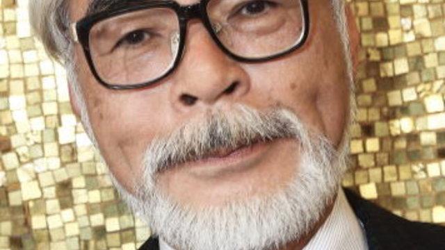 Miyazaki und die Karikaturen