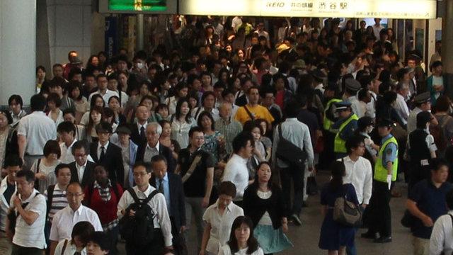 Tokio wächst und wächst
