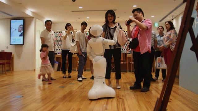 Für jeden einen Roboter