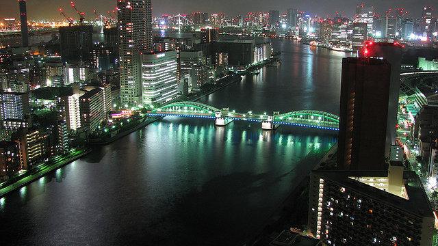 Die Brücke aus einer anderen Zeit