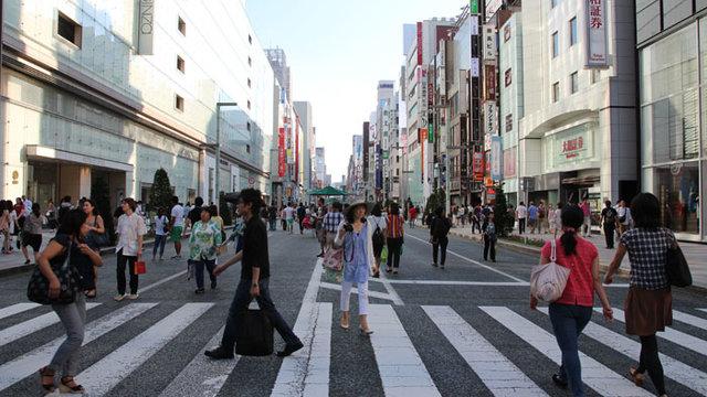 Japans wichtigste Touristen