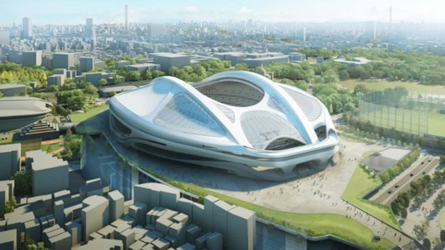 Das Olympiastadion ohne Dach?